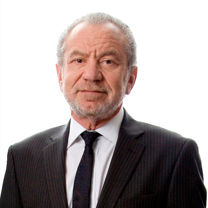 Lord Sugar, Founder of Amstrad & Star of BBC's The Apprentice