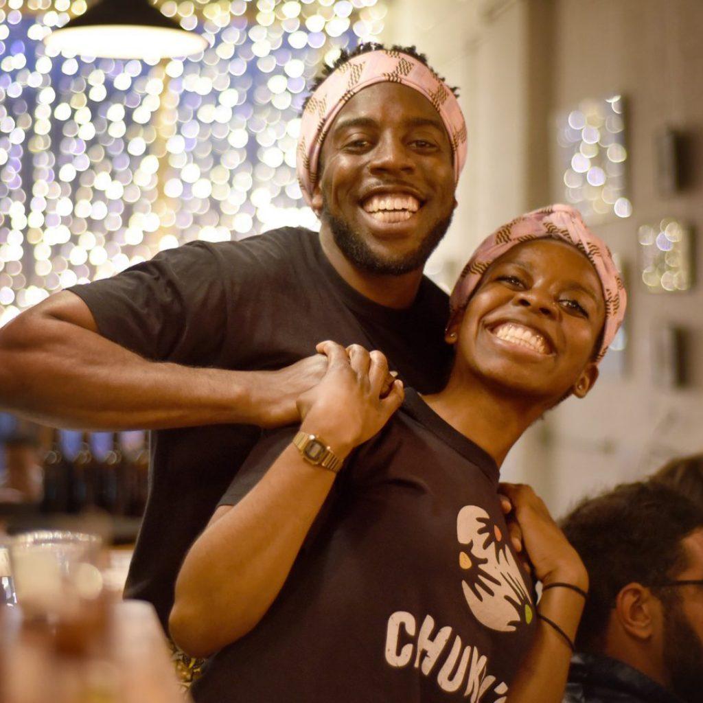 Emeka and Ifeyinwa Frederick