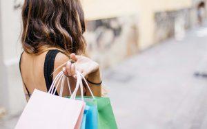 woman, shopping, lifestyle