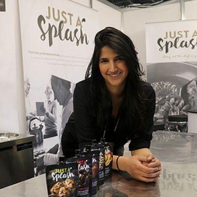 Pia Varma, Just A Splash