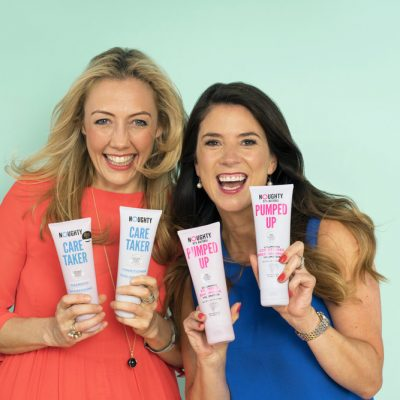 Rachel Parsonage & Lorna Mitchell, Noughty Haircare